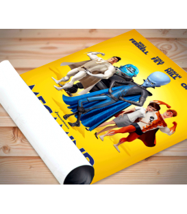 A3 Posters (190gsm Gloss, Matt or Satin)
