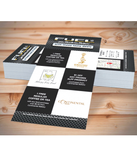 DL Uncoated Leaflets (130gsm)