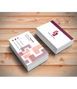 Double Sided Gloss Lam. Business Cards