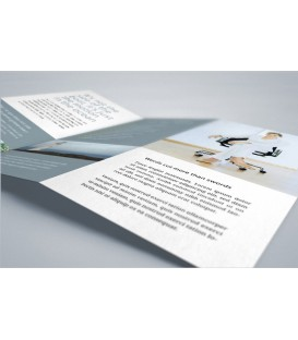 Coated Ivory Compliment Slip