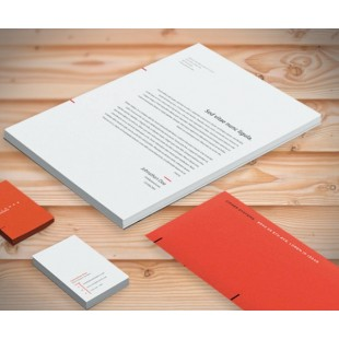 Stationery Package Design Services